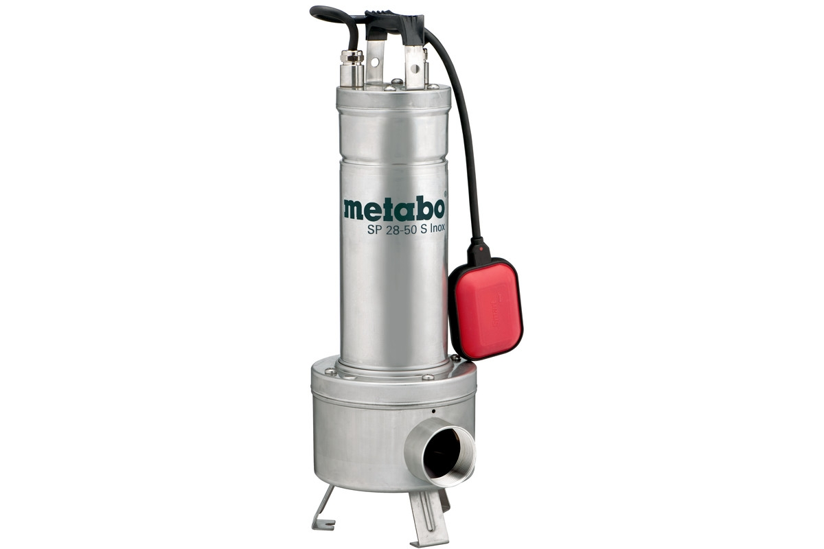 METABO SP 28-50 S Inox