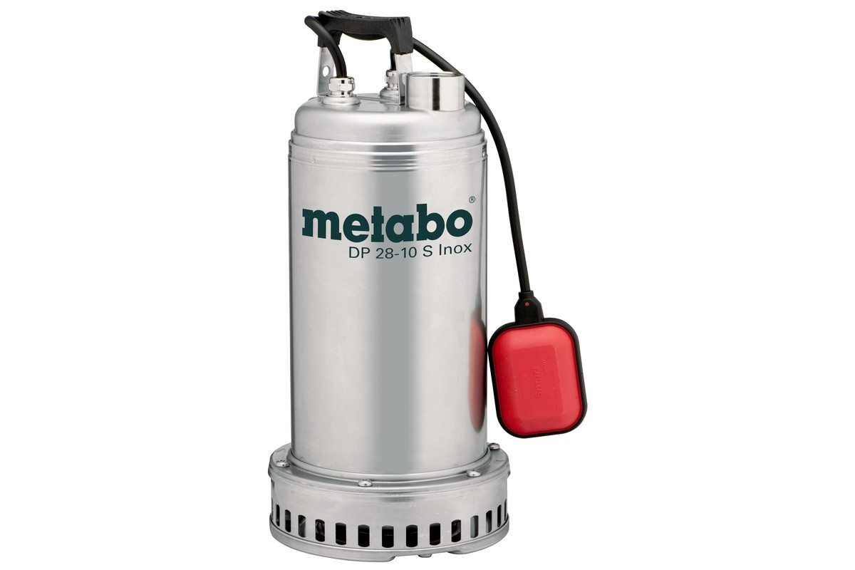 METABO DP 28-10 S Inox