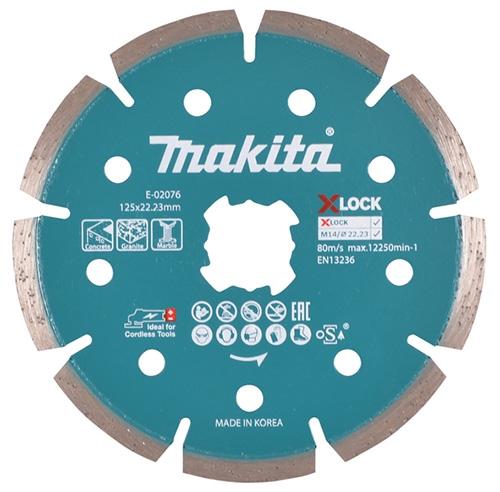 MAKITA X-LOCK E-02076