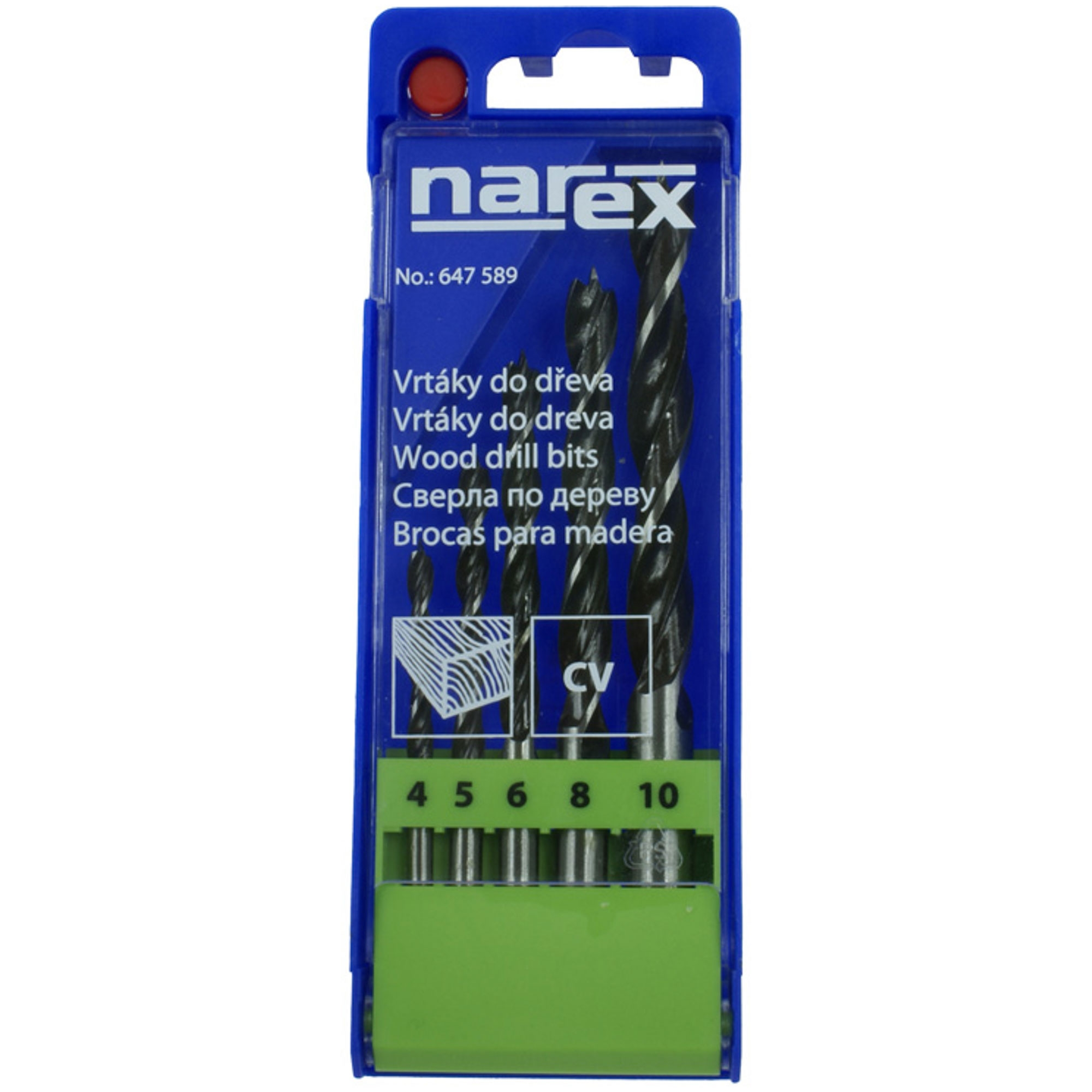 Narex 5-SET WOOD - Súprava...