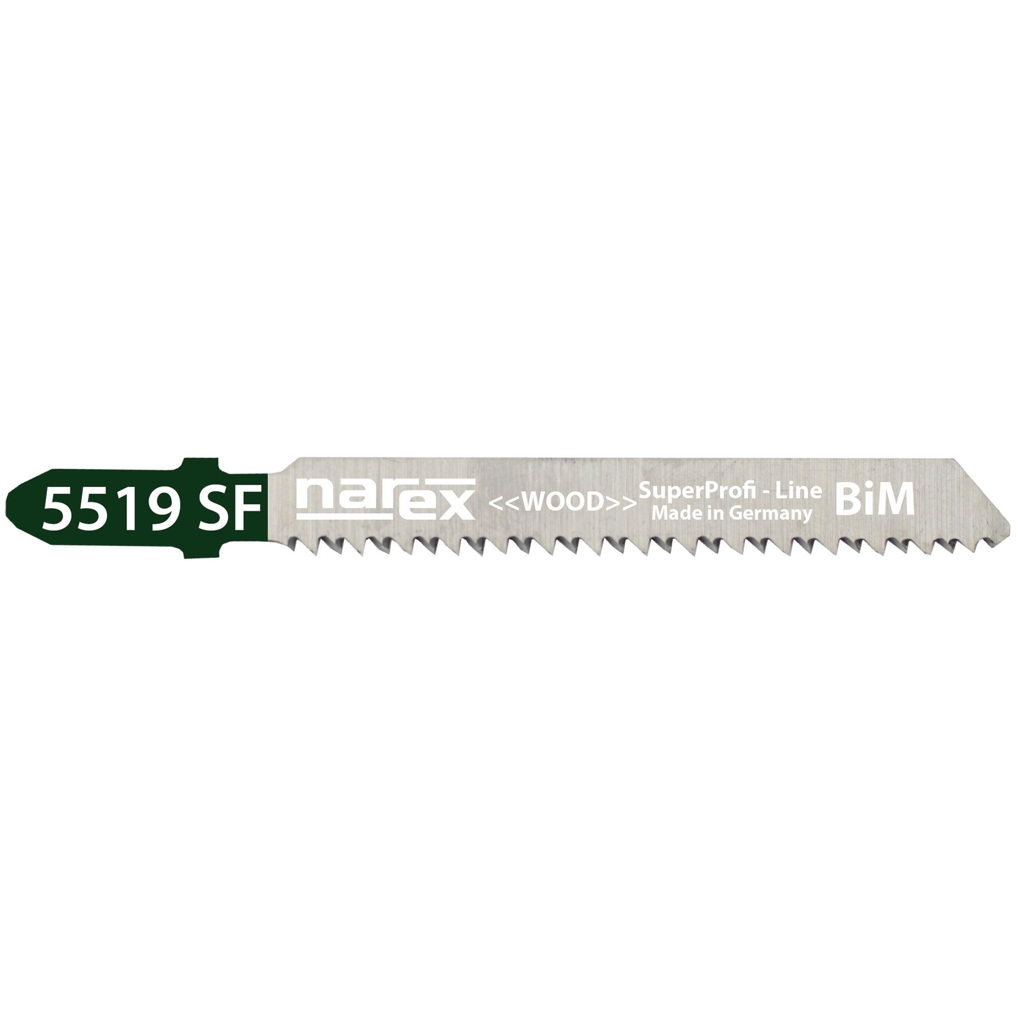 Narex SBN 5519 SF - Pílové...