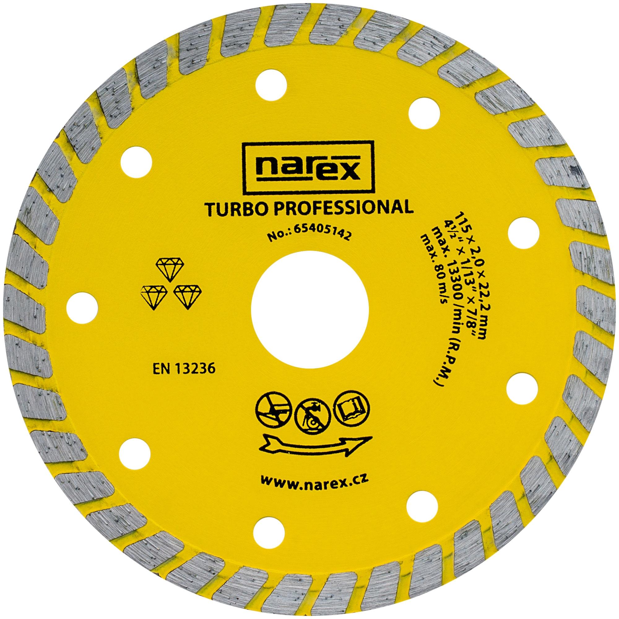 Narex DIA 115 TP -...