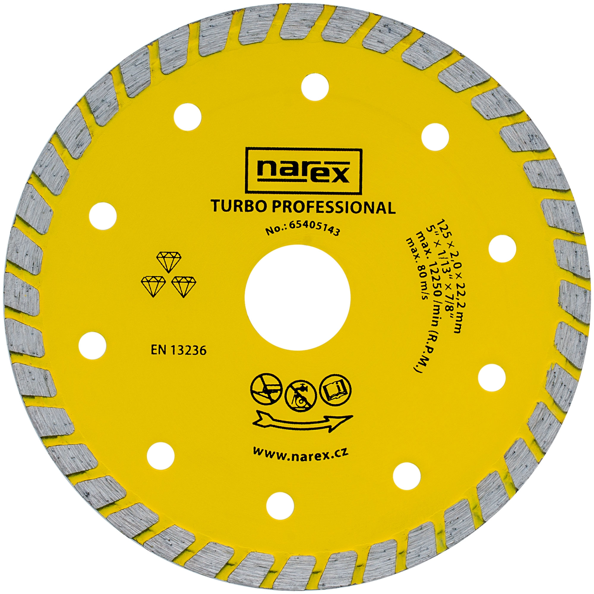 Narex DIA 125 TP -...
