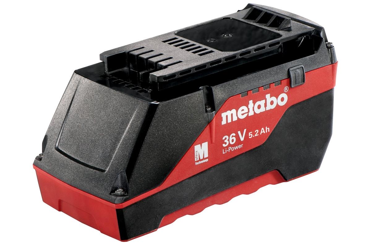 METABO AKUMULÁTOR 36 V, 5,2...