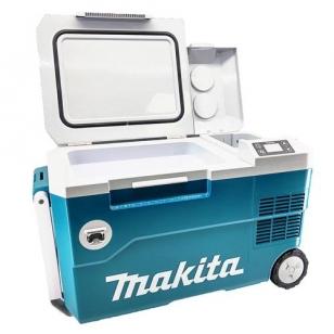 MAKITA Akumulátorová / elektrická kompresorová chladnička DCW180Z