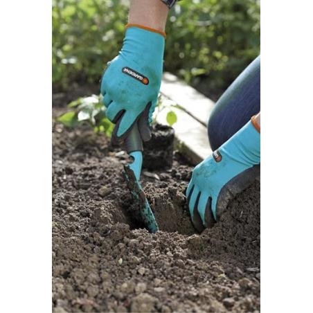 GARDENA Rukavice na záhradné práce a prácu s pôdou, veľkosť 7 / S