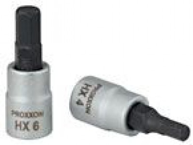 """PROXXON 3/8"""", HX6mm IMBUS..."""