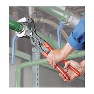 KNIPEX Cobra® XL/XXL hasák a inštalatérske kliešte 87 01 400