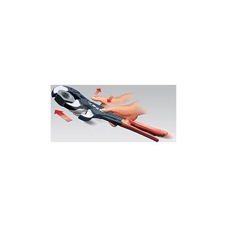 KNIPEX Cobra® XL/XXL hasák a inštalatérske kliešte 87 01 560