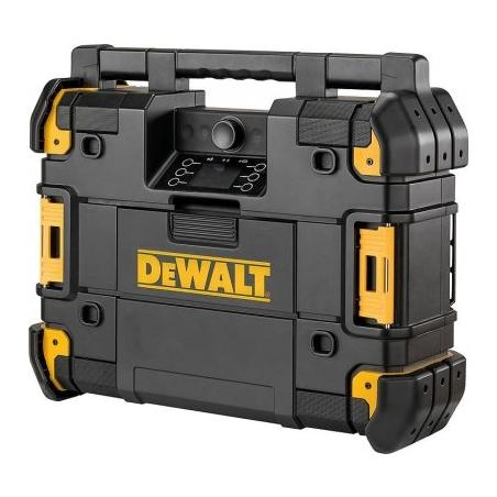 DEWALT Rádio s nabíjačkou TSTAK DWST1-81078