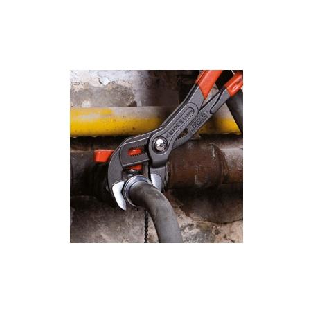 KNIPEX Kliešte Cobra® inštalatérske Hightech 87 01 180