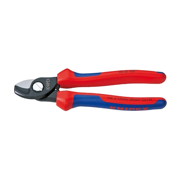 KNIPEX Nožnice na káble 95 12 165