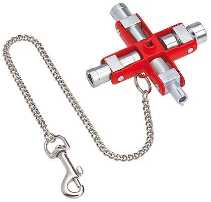 KNIPEX Kľúč univerzálny pre...