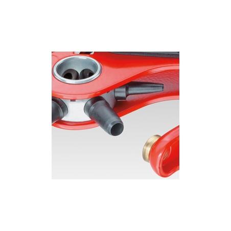KNIPEX Kliešte dierovacie revolverové 90 70 220